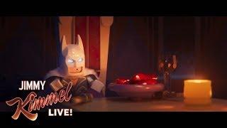 Will Arnett on Playing Lego Batman & Canyoning