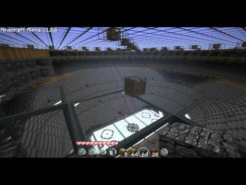 Minecraft Arena - Madison Square Garden