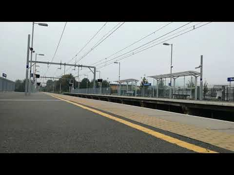 Crossrail/TfL Rail 345012 Passing Southend Airport (With 2 Tone)