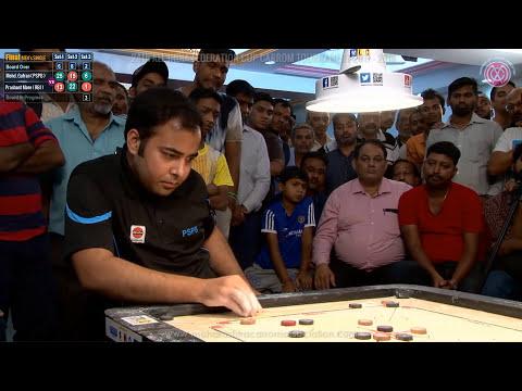 FINAL(Men's Single)-Set-3: Mohd. Gufran (PSPB) vs Prashant More (RBI)