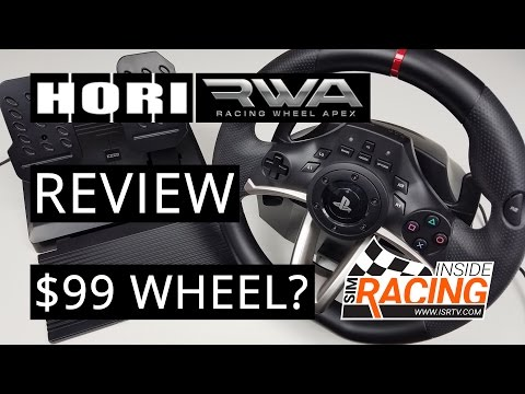 HORI Racing Wheel Apex Review - Is a $99 Wheel a Good Idea?
