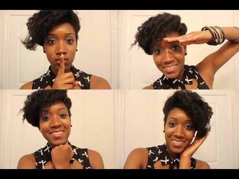 How to Go Natural on a Budget | Natural Hair