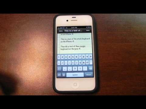 Swype for iOS [Jailbreak Tweak] - Bring the Swype keyboard to iOS!