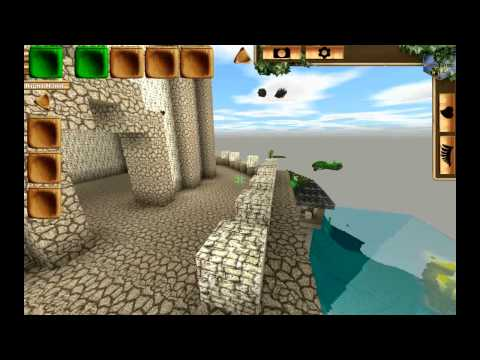 Fuzens Block Story Adventures Episode.9 Lighthouse of Alexandria