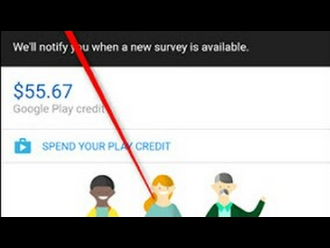 How to earn money from Google opinions rewards