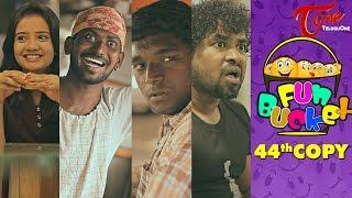 Fun Bucket | 44th Copy | Funny Videos | by Harsha Annavarapu | #TeluguComedyWebSeries