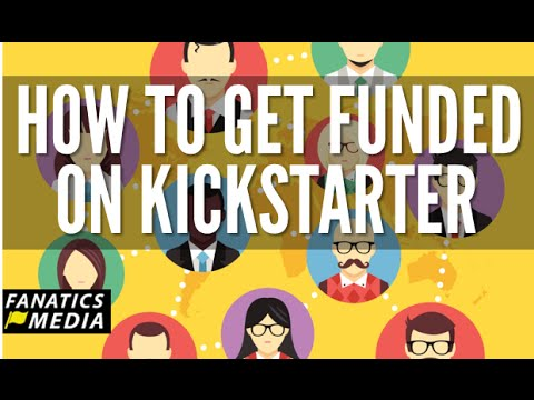 How to Get Funded on Kickstarter (from the Top Crowdfunding Expert)