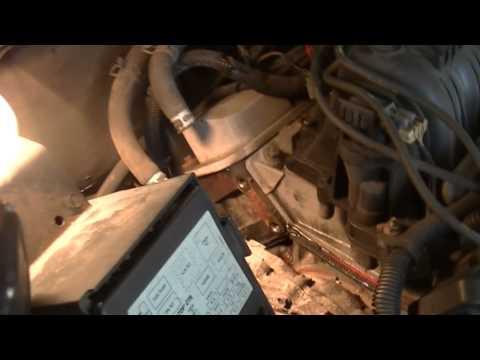 Chevy Impala Coolant Leak Repair