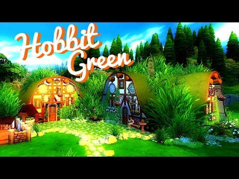 Sims 4 | Flower Series: Hobbit Green