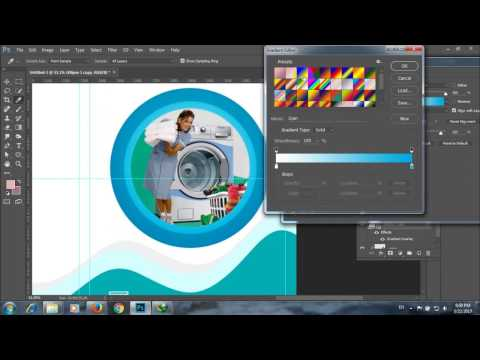 how to design a brochure in photoshop cc 2015