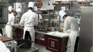3 Michelin Louis Xv At Service In Monaco