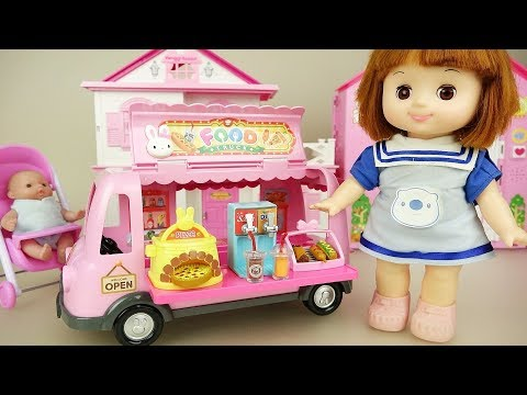 Xxx Mp4 Baby Doll Food Truck Hot Dog Shop Play Baby Doli House 3gp Sex