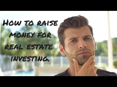 How to raise money for real estate deals.
