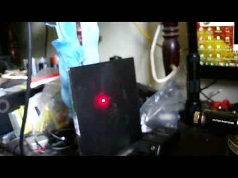 18x lg dvd burner laser burning through dvd case