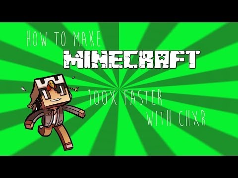 How To Make Minecraft Run 100x FASTER!!! (Windows 7,Vista,XP)