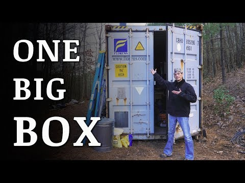 Our OFF GRID Storage Container Solution