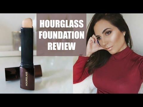Hourglass Vanish Foundation Stick Review | Elle Levi