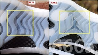 ed6aa2bd8cf13c Fake Air Jordan 11 XI Retro Low Barons Spotted- Quick ways to Identify Them