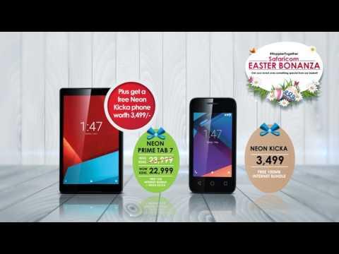 Safaricom Easter Bonanza