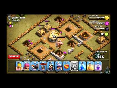 Clash of Clans #11 - Clans Raids