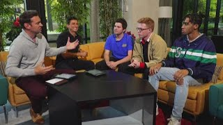 """Seattle Band 49th Parallel Talks To King 5 About """"yes Theory"""" Experience"""
