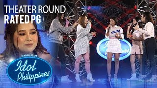 """Rated PG sings """"Born This Way"""" at Theater Round 
