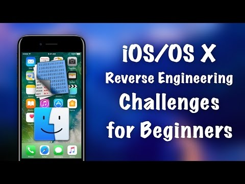 iOS/OS X Hacking Tutorial - Introduction to