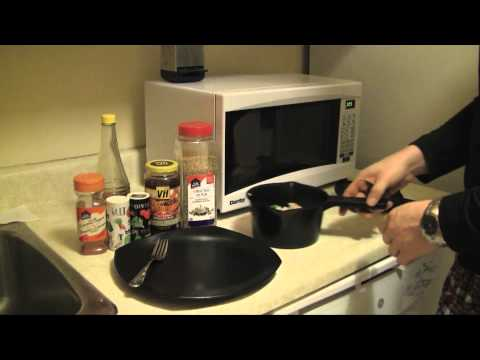 How To Make a Faux Stir Fry in 5 Minutes