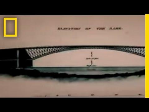 Biggest Suspension Bridge   National Geographic