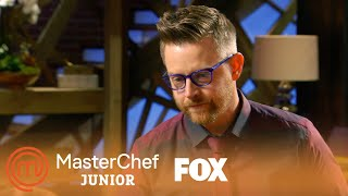 Chef Blais Asks Syd What She Plans To Do In The Future | Season 5 Ep. 7 | MASTERCHEF JUNIOR