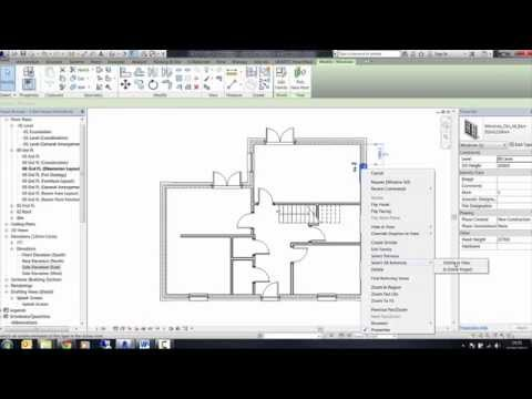 Window Sill Height and Opening Tag - GRAITEC PowerPack for Autodesk Revit 2016