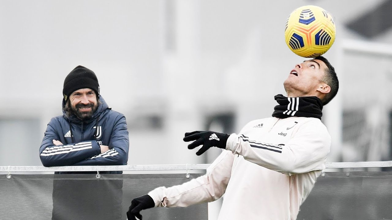 When Cristiano Ronaldo Shocked Teammates in Training