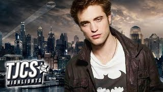 Robert Pattinson Is Officially The New Batman