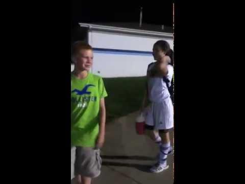 Freshman fails at asking girl to homecoming!