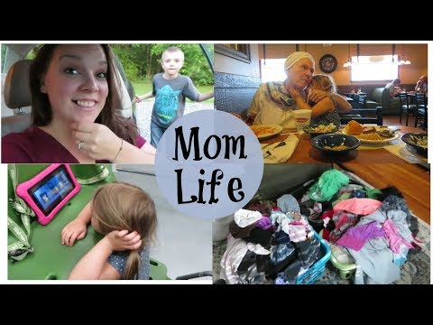 Nonstop Day! | Mom-Wife Life