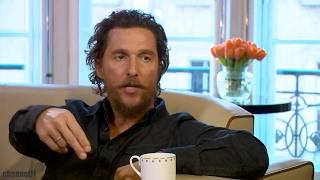 Matthew McConaughey urges Hollywood to