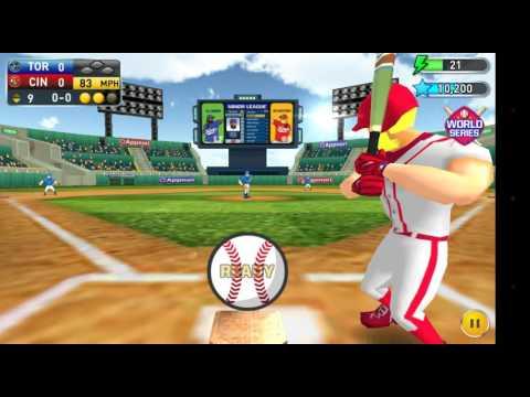 Playing baseball kings