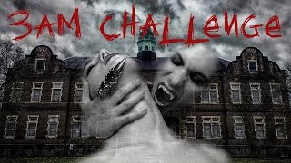 3AM CHALLENGE IN THE MOST HAUNTED SCHOOL EVER 100% Real Poltergeist Activity!