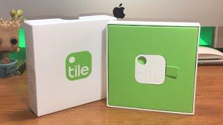 Tile (Gen2) Phone Finder, Key Finder, Everything Finder. Unboxing and Review.