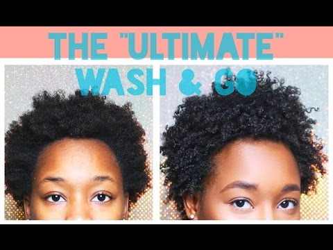 SUPER QUICK & EASY, WASH AND GO