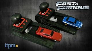 Fast & Furious 1969 Dodge Charger Daytona & 1970 Ford Escort R51600 MK1 + Drift Launcher from Mattel