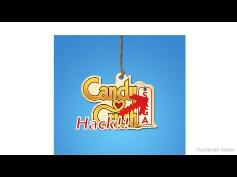 2017 Updated Hack For Candy Crush || I can't stop playing Candy Crush||