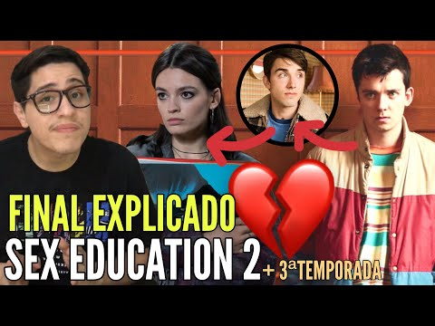 Xxx Mp4 Sex Education 2 FINAL EXPLICADO 3 Temporada CONFIRMADA PORRA ISAAC VOCÊ FEZ MERDA 3gp Sex