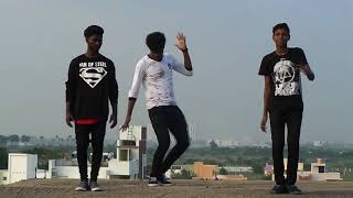Enga Veetu Kuthuvilakkey | Meyatha Maan | Santhosh  Narayanan | @Barath Choreography