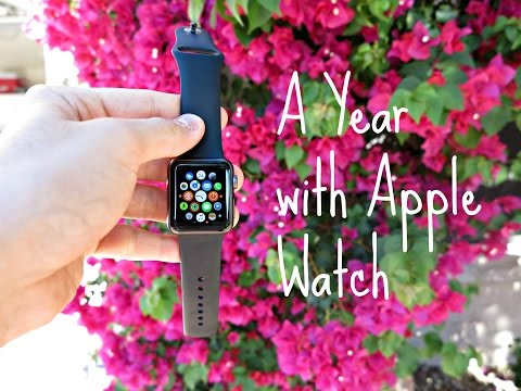 A Year with Apple Watch