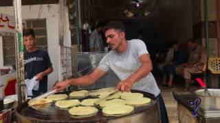 Quick Breakfast Paratha Making | Street Food Of Karachi, Pakistan.