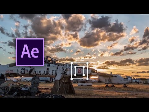 Motion Tracking in After Effects (Easy)