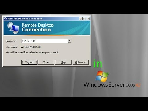 Server 2008 R2 - How to configure Remote Desktop using group policy in Windows Server 2008 R2