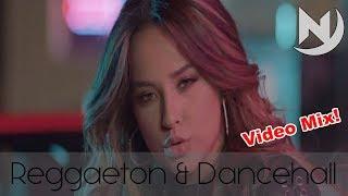 Best Reggaeton & Dancehall Party Twerk Party Video Mix #24    New Latin Pop Club Dance Music 2019