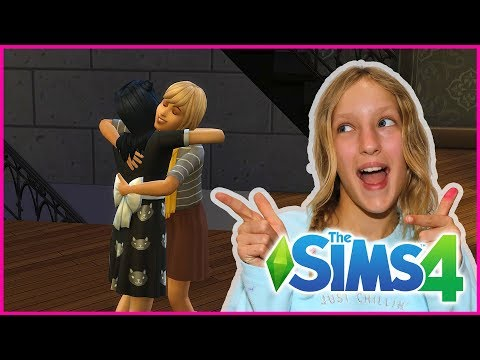 Making Friends! Sims 4